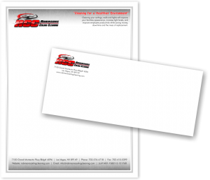 Letterhead Designs For Your Ceiling Cleaning Business