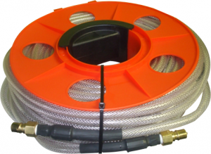 100 foot hose for Ceiling Cleaning Machines